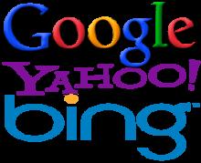 Search Engine Logos
